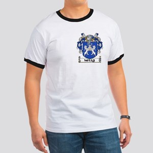 Kelly Coat of Arms Ringer T