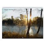 Magical Morning Sun Wall Calendar