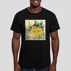 Ochun Men's Fitted T-Shirt (dark)
