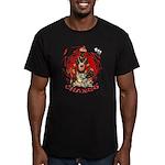Chango Men's Fitted T-Shirt (dark)