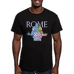 Artemis Men's Fitted T-Shirt (dark)