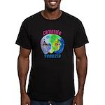 Venice Men's Fitted T-Shirt (dark)