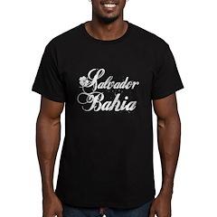Bahia Men's Fitted T-Shirt (dark)