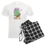 Gift-Bearing Imp Men's Light Pajamas