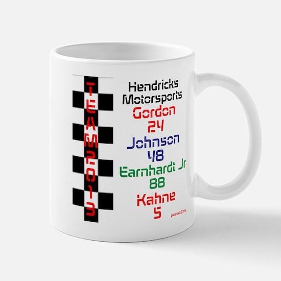 team 2013 Hendricks Mug