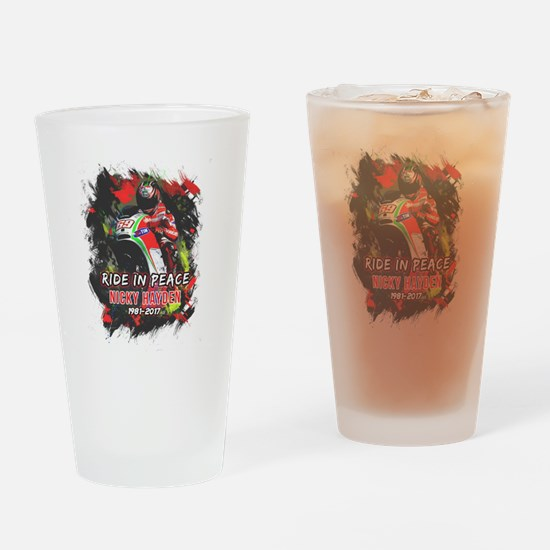 Cute Rossi Drinking Glass