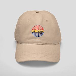 St Louis Vintage Label Cap