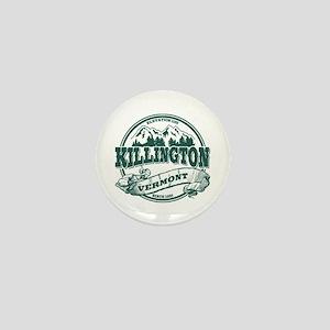 Killington Old Circle Mini Button