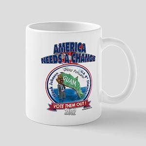 """Dumbest Congressman"" Mug"
