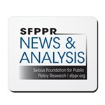 SFPPR News & Analysis Mousepad