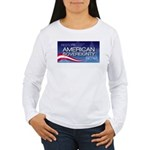 Restore American Sovereignty Women's Long Sleeve T