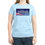 Restore American Sovereignty Women's Light T-Shirt