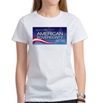 Restore American Sovereignty Women's T-Shirt