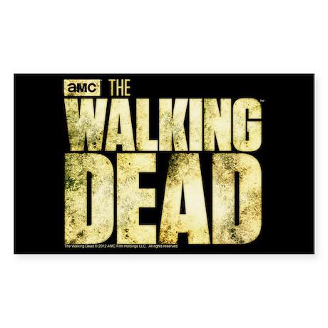 The Walking Dead Sticker