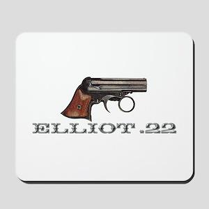 Elliot .22 Mousepad
