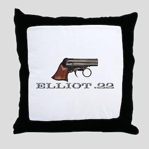 Elliot .22 Throw Pillow