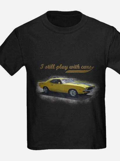 I still play with cars T