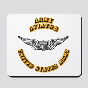 Army - Army Aviator Mousepad