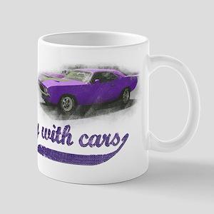 I still play with cars Mug