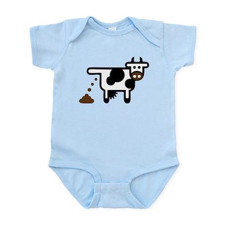 Cow Poopie Infant Bodysuit