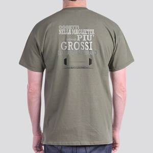 Oggetti Più Grossi Dark T-Shirt