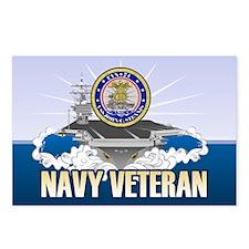 CVN-74 USS Stennis Postcards (Package of 8)