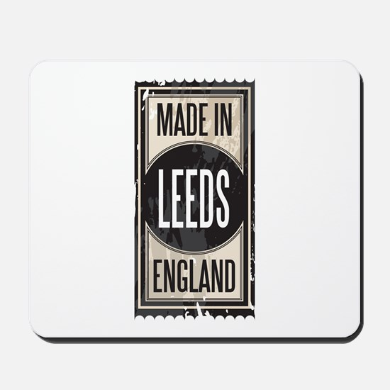 MADE IN LEEDS Mousepad
