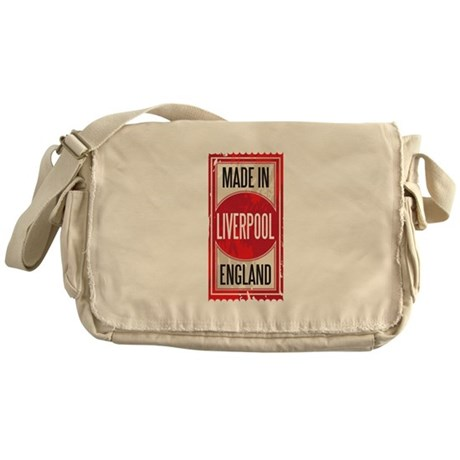 MADE IN LIVERPOOL Messenger Bag
