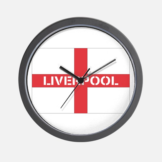 LIVERPOOL GEORGE Wall Clock