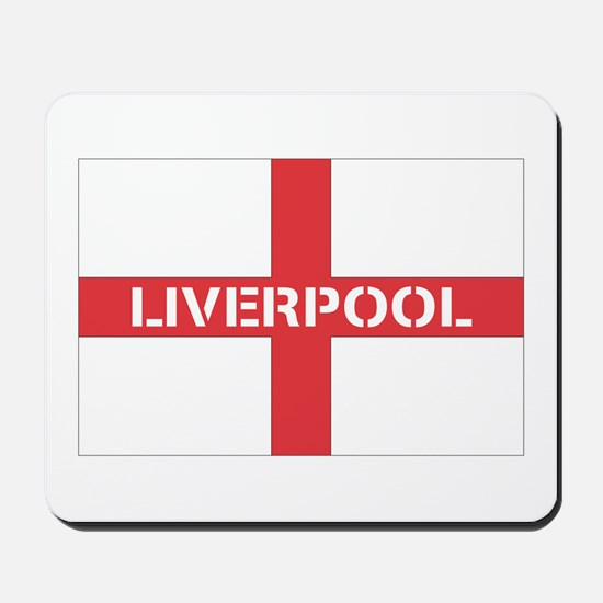 LIVERPOOL GEORGE Mousepad