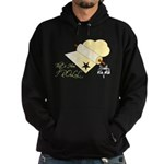 That's How I Rolling Pin. Hoodie (dark)