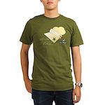 That's How I Rolling Pin. Organic Men's T-Shirt (d