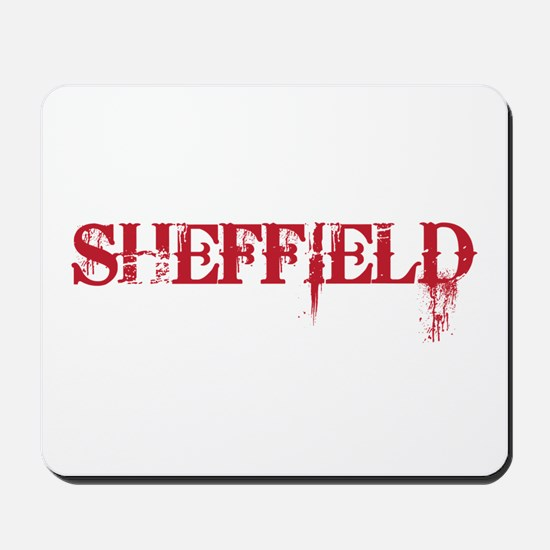 SHEFFIELD Mousepad