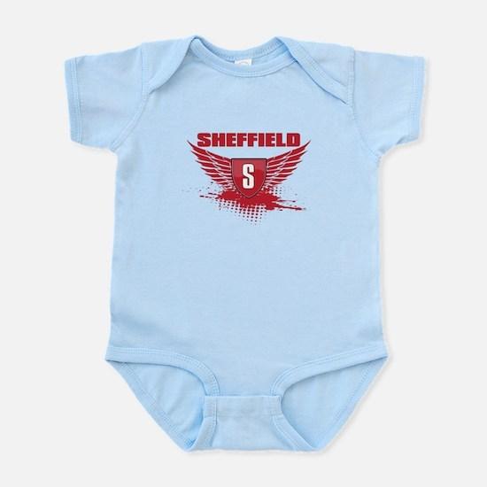 SHEFFIELD WINGS Infant Bodysuit