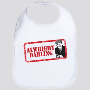 ALRIGHT DARLING Bib