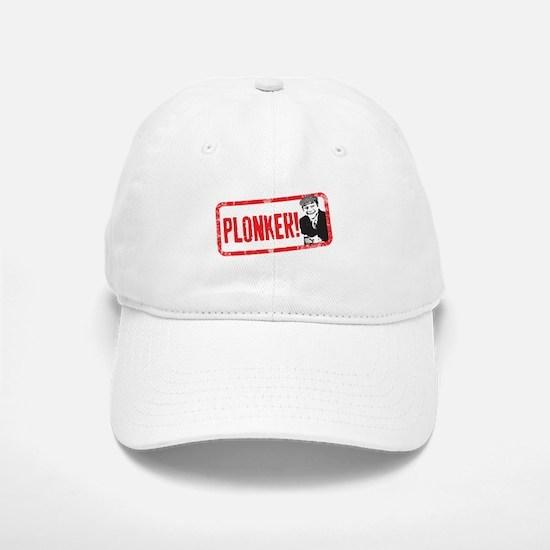 PLONKER Baseball Baseball Cap