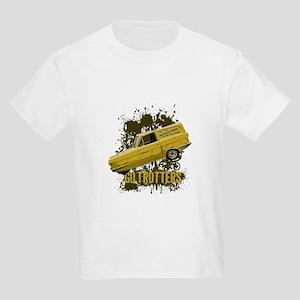 GO TROTTERS Kids Light T-Shirt