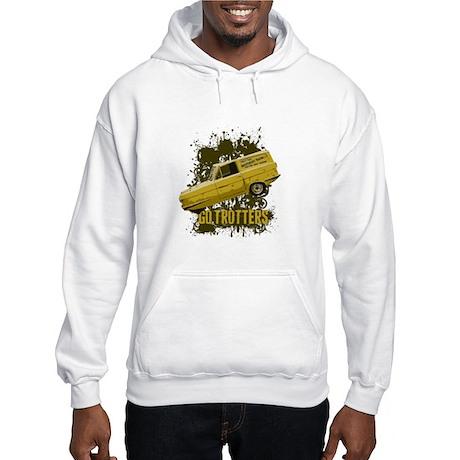 GO TROTTERS Hooded Sweatshirt