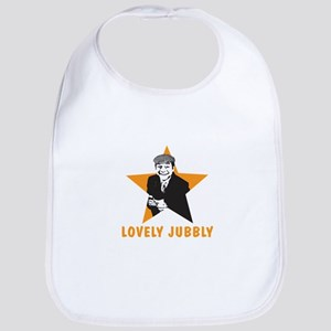 LOVELY JUBBLY Bib