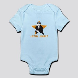 LOVELY JUBBLY Infant Bodysuit