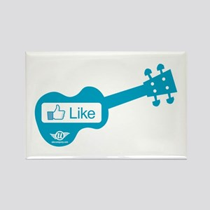 Like Uke Rectangle Magnet