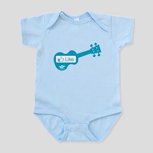Like Uke Infant Bodysuit