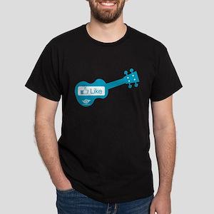 Like Uke Dark T-Shirt