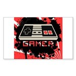 Gaming Sticker (Rectangle)