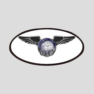 Trike Squadron Logo Patches