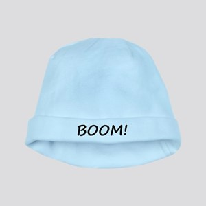 BOOM! baby hat