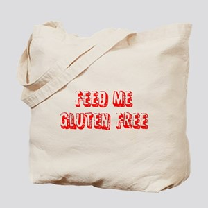 Feed me Gluten Free Tote Bag