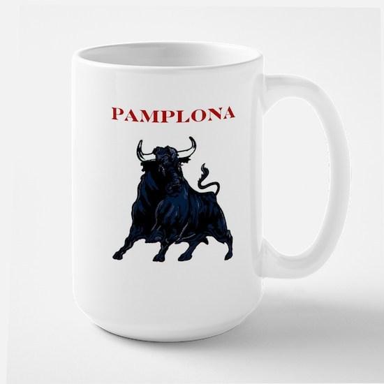 Pamplona Bullish Large Mug