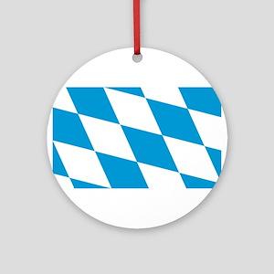 Flag of Bavaria Ornament (Round)