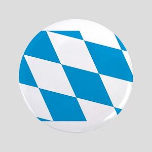"""Flag of Bavaria 3.5"""" Button"""
